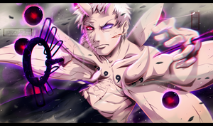 Obito - Sage of the six paths - COLLAB by Kortrex