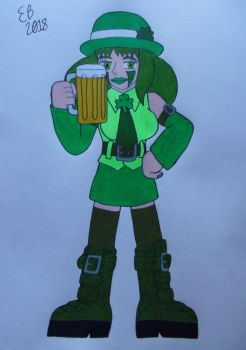 Cheers For Saint Patrick's Day by shnoogums5060