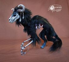 Of Bones - Artdoll by Escaron