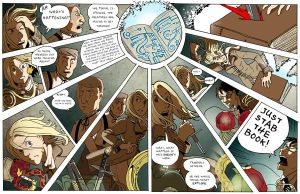 PD Chapter 2 Pages 31 and 32 by CassieForgen