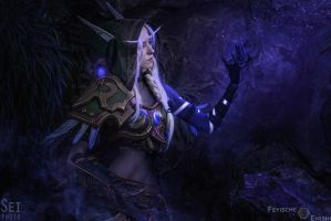Alleria Windrunner - 8 by Feyische