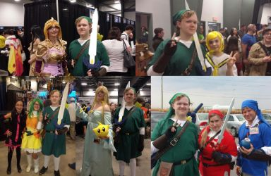 Ottawa Comic Con 2015 by Mahboison