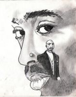 Tupac by PICASO308