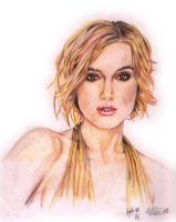 Keira Knightley by AngelinaBenedetti
