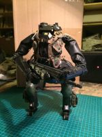 Infantry drone. by duster132