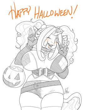 Happy Halloween! by limeykat