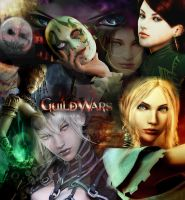 Guild Wars by Ly-riane