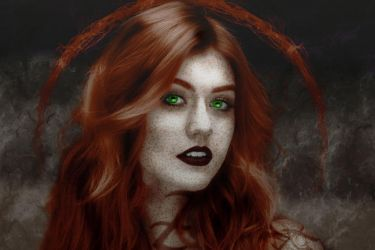 Clary Fray by DaisyChan55