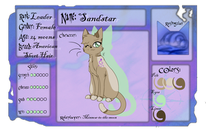 TDC: Sandstar by Minnow-to-the-moon