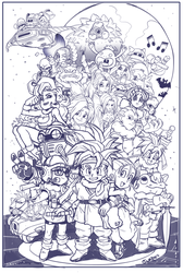 Chrono Trigger GDQ  Roughs by RyanJampole