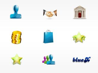 free .PSD icons by BlueX-Design
