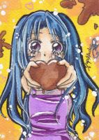 Valentines Day ACEO by Yupinachi