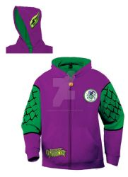 Green Goblin Hoodie by Needham-Comics