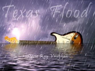 Texas Flood by LeeAnneKortus