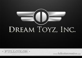 Dream Toyz Logo by FullcolorCreative