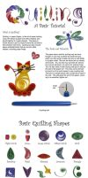 Basic Quilling Tutorial by johannachambers