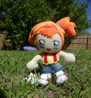 Misty Plushie by Love-Who
