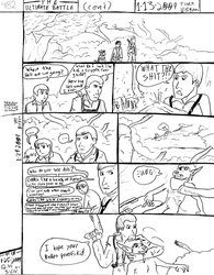 THE ULTIMATE BATTLE pg.482 by DW13-COMICS