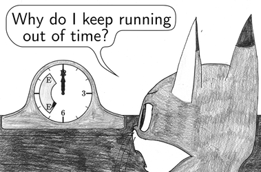 Running Out of Time by takeshita-kenji