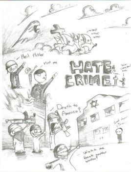 Hate Crimes by Thasee