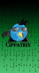 Parody of Matrix - Cippatrix by VictorHoreau