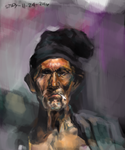 Colour Study 32 (Sorolla) by totopc