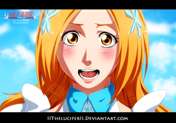 Bleach 672 Orihime by IITheLuciferII