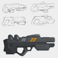weapon design - finished by ProgV