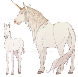 Unicorns by Atarial