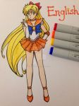 Sailor Venus for Maddie by Magical-Mama