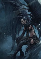 Angels and Demons Concept 2 by Arsinoes
