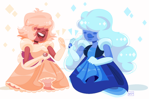Sapphires by WinterShade7