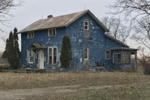 The neighbor house by SmilingY