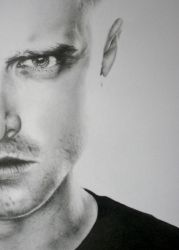 Jesse Pinkman Breaking Bad by kirstygirl