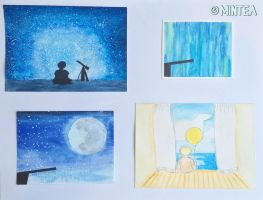 Serendipity Fanart Collection by MlNTE4