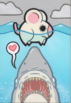i heart jaws by matt136