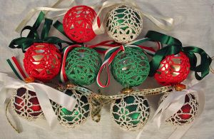 Gold Medal Ornaments by ArielManx