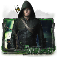 Sign Tech Arrow Serie - Sotw#48 AngelzMU by thiagoarantes20