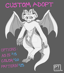 Custom Adopt #1 by CoolLoser15