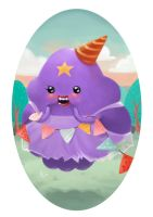 oh my glob by limzhilin