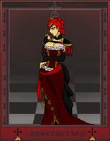 .::Queen of Chess::. - Mission 33 - by EmpressSpaceGoat