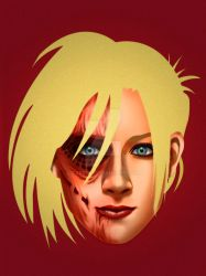 Annie Leonhardt by tabeck