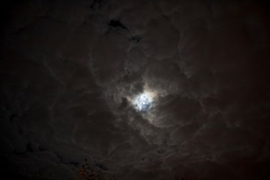 Cloudy Night - 1 by daf-shadow