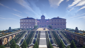 Castle Favorite - Former Imperial Residence by Stevecurious