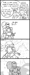 Dragon Slayer - Comic by RakkuGuy