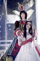 alice madness returns : cosplay : by Moon-Pie-Panda