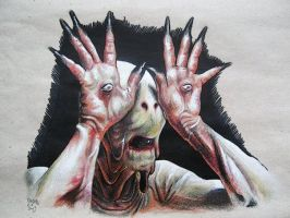 pans labyrinth by chuckie96