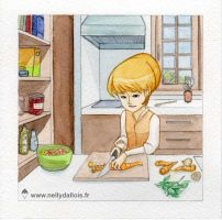 Cuisine by LaSentinelle