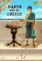 Marth in old Greece style by Sui-yumeshima