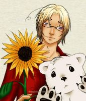 APH - Sweet Canada by oragie